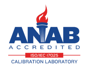 ISO/IEC 17025 Accredited Calibration Lab Logo.