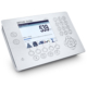 Stainless steel ICS 689 metal Key pad and indicator.