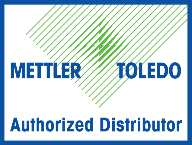 Mettler Toledo's Authorized Distributor Logo.