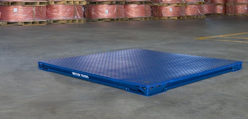 Floor Scale Application