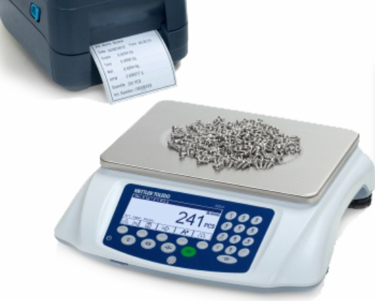 ICS241 Bench Counting Scale | Premier Scales & Systems