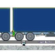 Multi-axle Truck Scale Diagram