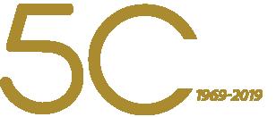 Premier Scales 50 year logo. 1969